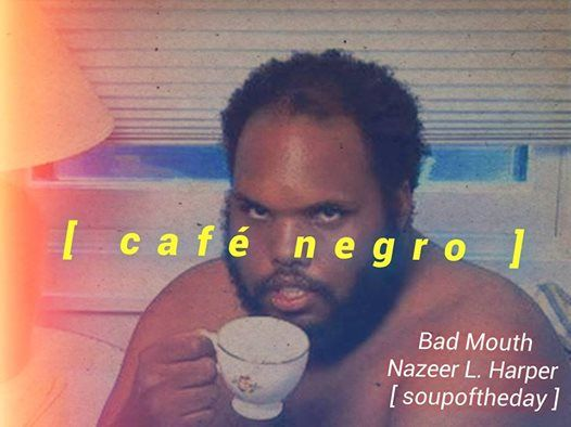 Ashville Fringe Art Festival presents Caf Negro