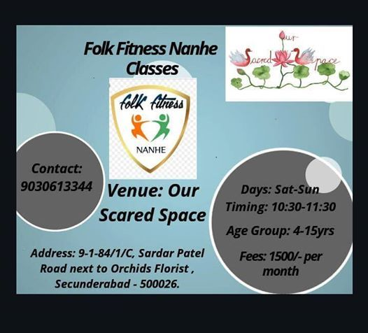 Folk Fitness Nanhe Classes