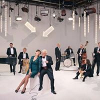 Pink Martini with singer China Forbes