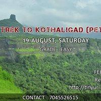 Trek to Kothaligad