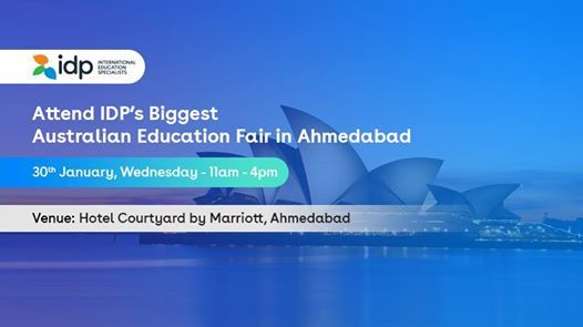 IDPs Biggest Australian Education Fair in Ahmedabad