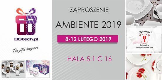 Ceramika Tuowice na Ambiente 2019