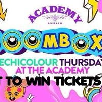 Boombox 222 - join for free entry  chance to win Kygo tickets