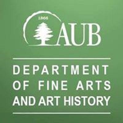 AUB Department of Fine Arts & Art History