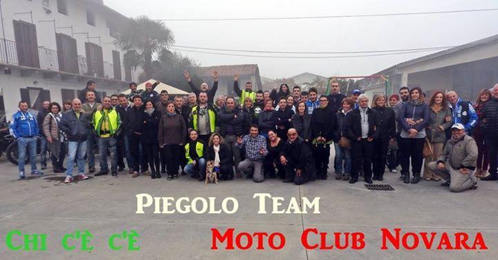 La mitica bagna cauda at moto club novara novara