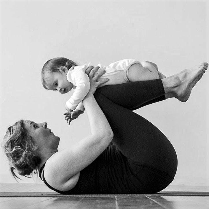 Postnatal Mum and Baby Yoga
