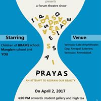 Prayas - A Forum Theatre Show by Teach For India Kids