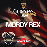 Guinness Day &amp Mordy Rex