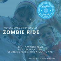 Kids Zombie Bike Ride