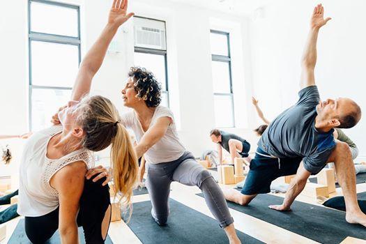 30 Hour Katonah Yoga Intensive Training