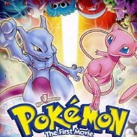 Anime Movie Night Pokemon The First Movie