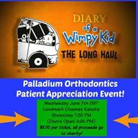 Palladium Orthodontics Patient Appreciation Night