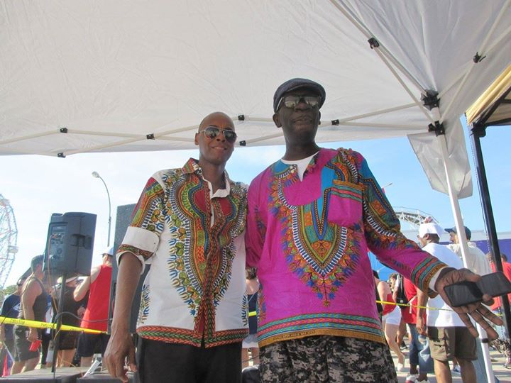 Dj Basirs House Music In Harlem Afro House And Dashiki Party