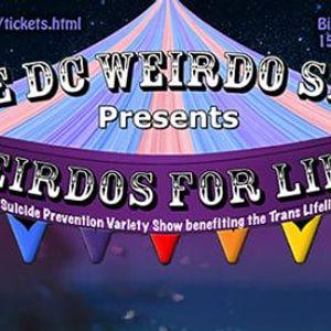 Weirdos for Life A Benefit for Trans Lifeline ASL