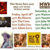 The Store Sets 2017 Night 1