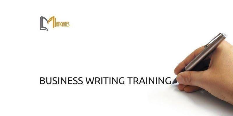 Business Writing Training in Cincinnati OH on Apr 16th 2019
