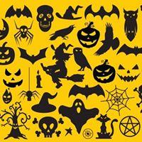 Saxenburg Halloween feest voor de D-jeugd
