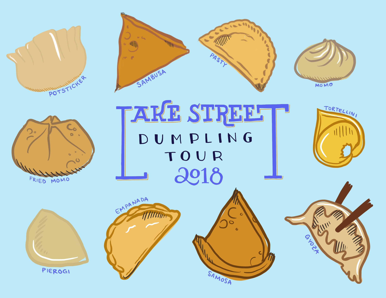 Lake Street Dumpling Tour