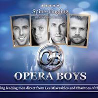 Opera Boys at The Lichfield Garrick Theatre