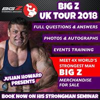 Big Z at One Performance UK Richmond