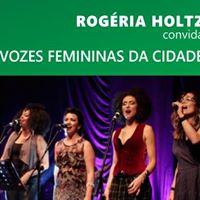 SESI Msica - Rogria Holtz convida Outras Vozes Femininas