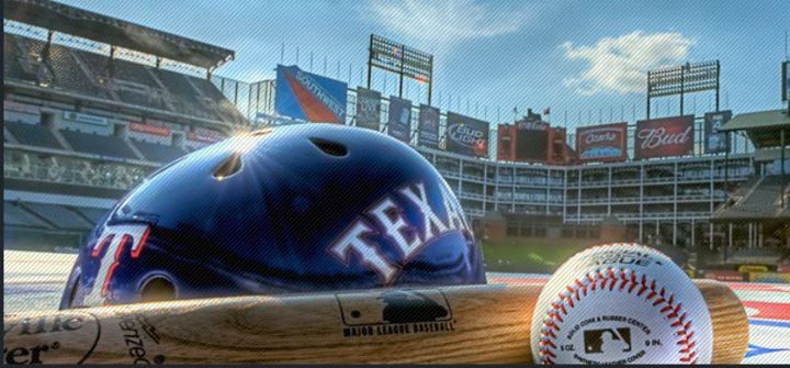 Texas Rangers Opening Day with DFWIMA