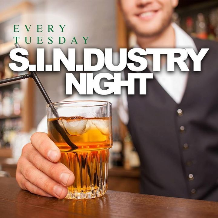 Sindustry NIGHT at Staffords Pub (Half Off)
