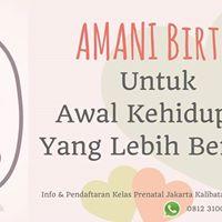 AMANI Birth CBE Kalibata Batch Februari 2018