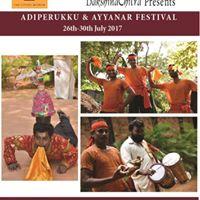 Adiperukku and Ayyanar Festival