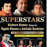Kishore kumar sings for Rajesh khanna &amp Amitabh Bachchan