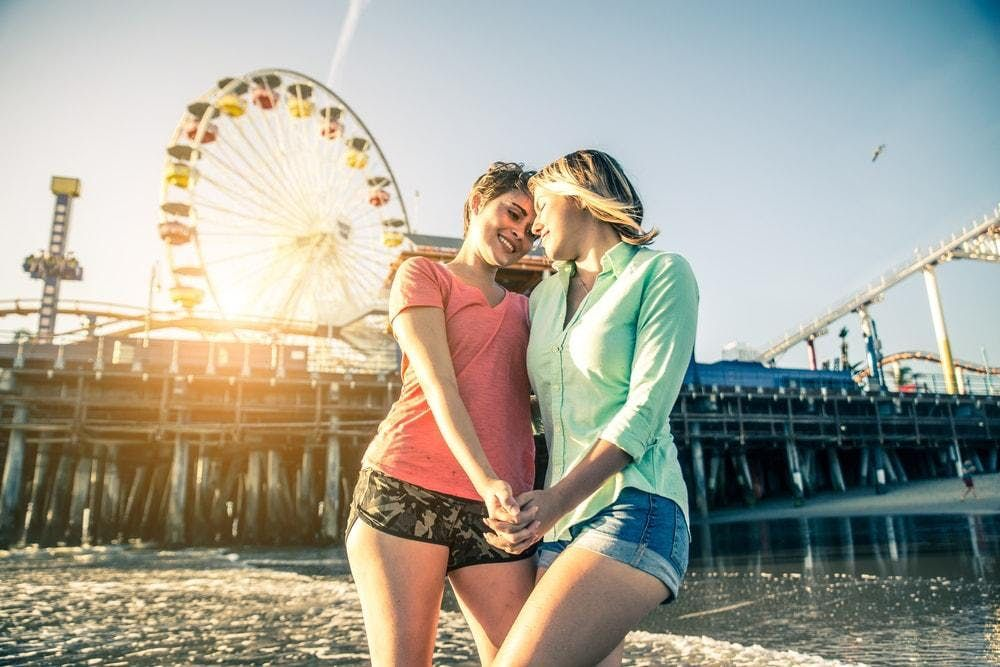 Lesbian dating site los angeles