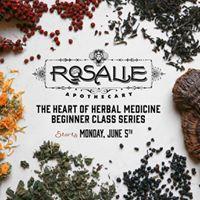Heart of Herbal Medicine Beginner Series