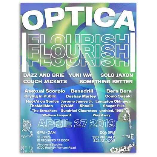 3a9b20df02 Optica Flourish at Afrodesia Studio Of Performing Arts, Little Rock