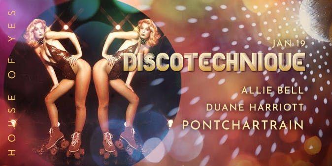 Discotechnique Boogie Nights