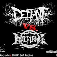 Defiant vs IndefianceClub Flex