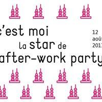 Cest moi la star de after-work party