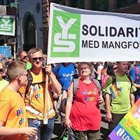 Bli med YS i Pride-paraden
