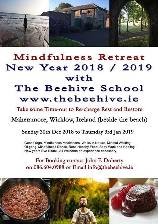 Mindfulness New Year Unplugged Retreat