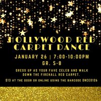 Hollywood Red Carpet Dance