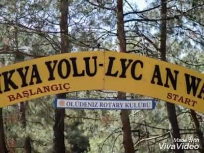 Lycian WAY Guided WALK
