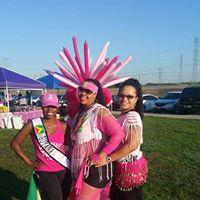 Caribbean Breast Cancer Foundation Walk and Health Fair.