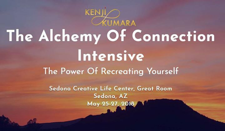 Alchemy Of Connection Sedona Intensive