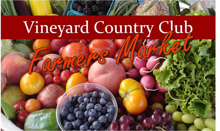Vineyards Country Club Farmers Market