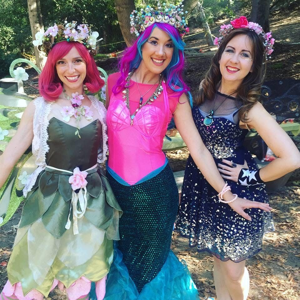 A Faery Hunt show and Fairy Fantastic Halloween Party