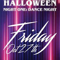Auricle Halloween Dance Night &amp Bar Crawl