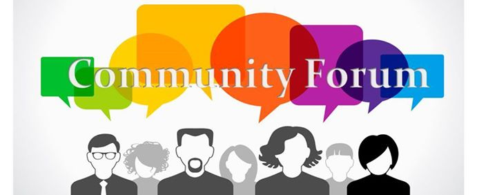 Library Community Forum