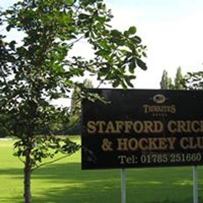 Stafford Cricket & Hockey Club