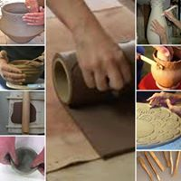 CLAY FORMING