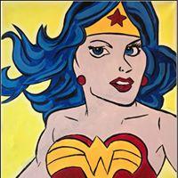 Wonder Woman- Latham Studio