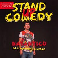 NATANTICU - Stand Up Comedy